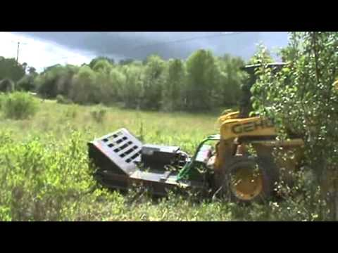 New Cid Xtreme 60 Quot 72 Quot Brush Cutter Mower Skid Steer Mower