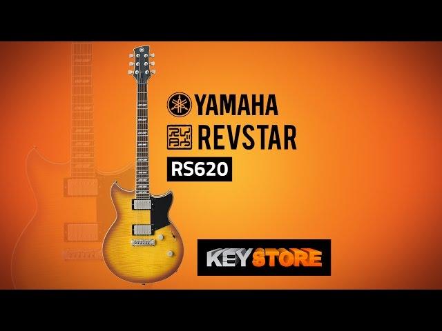 Yamaha Revstar RS620 w KEY STORE - prezentuje ?ukasz Kulczak