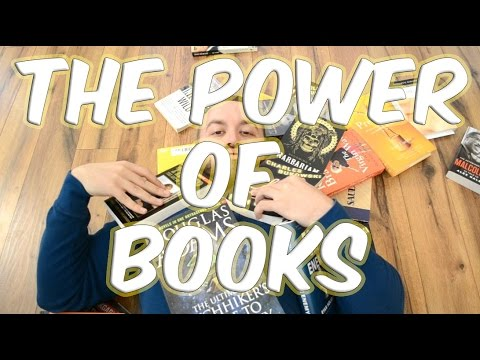 The Power of Books: Five MASSIVE Benefits from Reading Daily