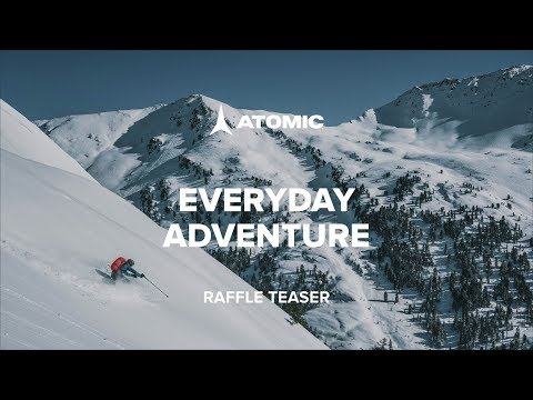 Atomic Backcountry Touring | Everyday Adventure | Raffle Teaser