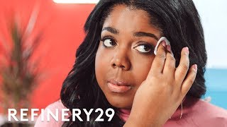 What I Look Like Without Makeup With Hayet Rida | Naked Truths | Refinery29