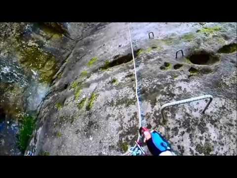 Klettersteig Ochelbaude : Klettersteig ochelbaude youtube