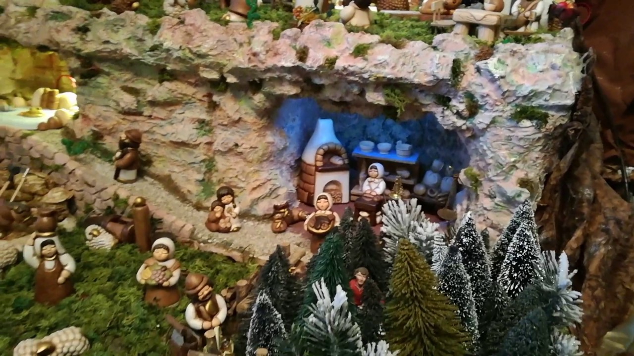 Presepe Thun 2016 - YouTube
