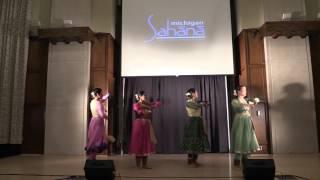 Michigan Sahana Swaranjali 2016 | Tarana