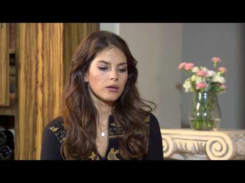 Weronika Rosati: Podobno mam romans z każdym aktorem z planu [WYWIAD #3]