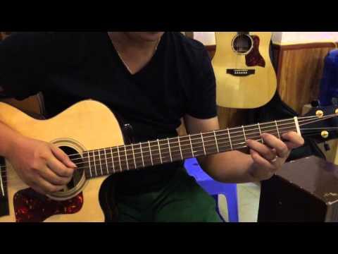 Hướng dẫn guitar Hòn Đá Cô Đơn