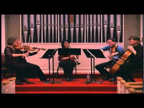 Brahms: Quintet for Clarinet & Strings, Op. 115 (III. Andantino)