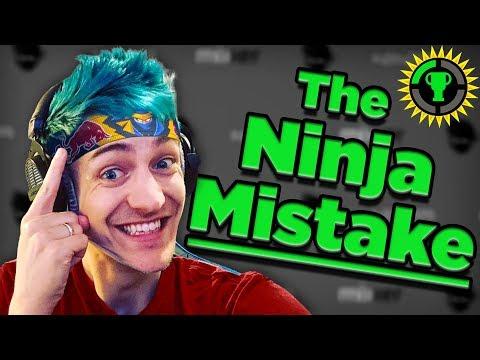 Game Theory: The Ninja Mixer MISTAKE! (The Ninja Mixer Deal Part 2)
