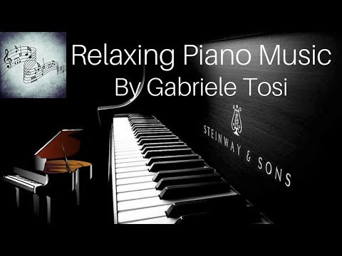Relaxing Piano Music | New Age music, royalty free music by Gabriele Tosi