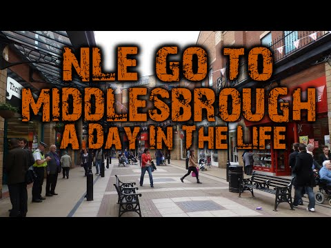 NLE Go To: Middlesbrough! - A Day In The Life