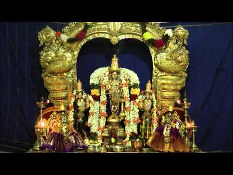 """Vaikunta Ekadesi 2015 - Ancient Sanskrit Hymns - """"Sri Saranagathi Deepika"""" (Vedanta Desika)"""