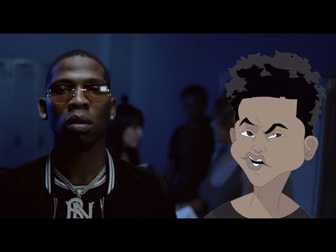 No Jumper feat Tay K & Blocboy JB - Hard (Official Music Vid