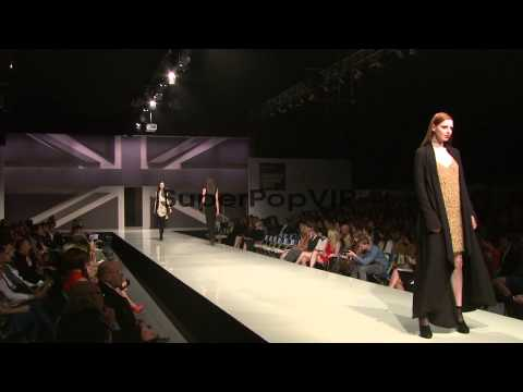 Emma Beaumont  Show at Graduate Fashion Week 2012 - Gala ...