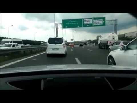 Insane Highway Speeding