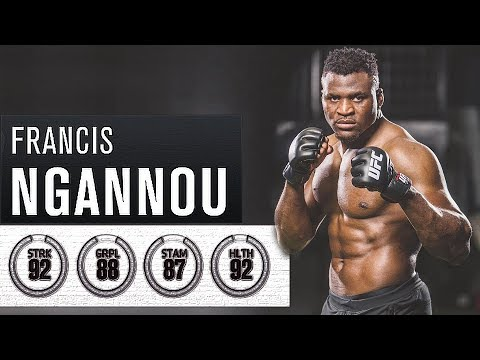 EA UFC 3 Figher Request - Who Hits Harder Than Francis Ngannou!