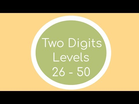 Two Digits (PC) - Levels 26 - 50 Solutions |