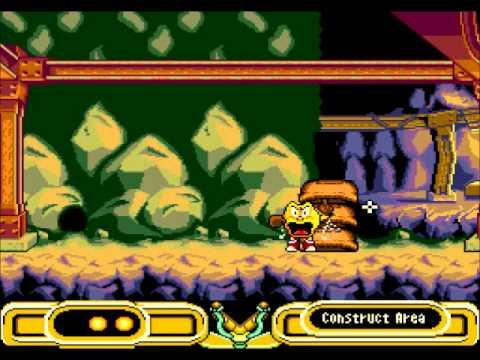 Pac-Man 2: The New Adventures (Sega Genesis/Mega Drive) Playthrough