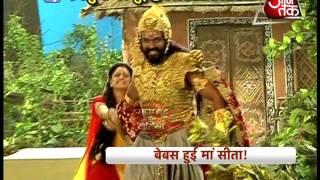 Sita-Haran in Siya Ke Ram.