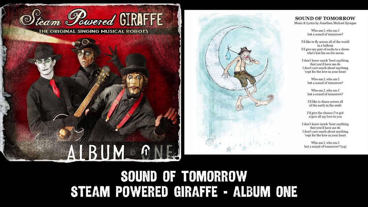 Video's van Sound of tomorrow steam powered giraffe