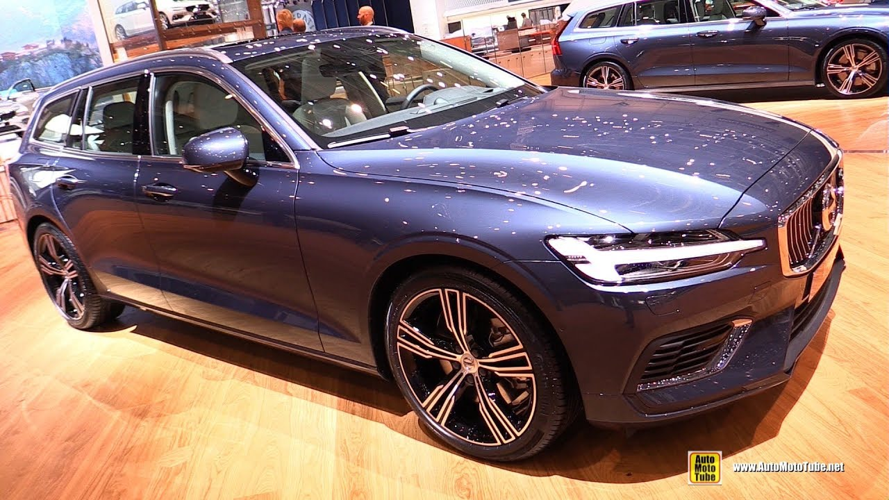 Image result for 2019 Volvo V60 Inscription: Exterior & Interior Tour!