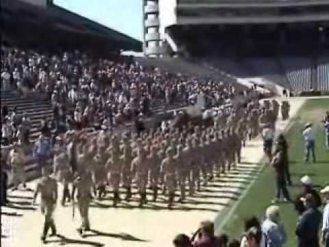 Ballad of the Green Berets  the Texas A&M Fightin Texas Aggie Band