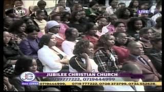 Jubilee Christian Church sermon by Guest Pastor Julian Kyalo