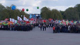 День Победы в Брестской крепости. 9 мая 2017