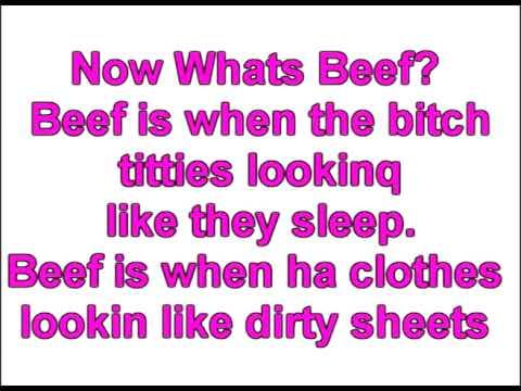 Trina- Whats Beef Lyrics