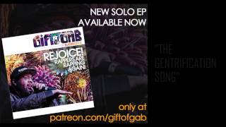 The Gift of Gab (of Blackalicious) 'Rejoice! Rappers Are Rapping Again!' EP Sampler