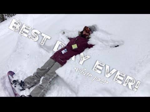 WHITE PASS | BEST DAY EVER!!