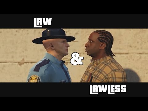 Law & Lawless Part 1 - Lirik GTA V RP Highlights