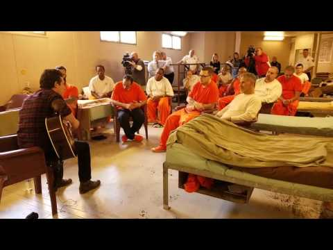 """Matt Butler - """"Home For Good"""" (Live from the Albany County Jail)"""
