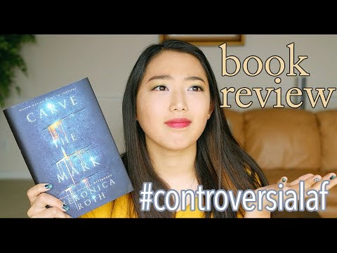 BOOK REVIEW: CARVE THE MARK BY VERONICA ROTH