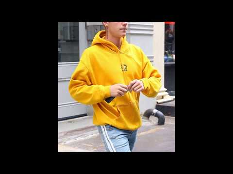 Justin Bieber leaving Aire Ancient Baths in New York City