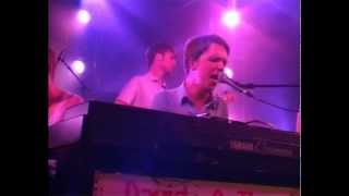 David & the Citizens - Live - Hultsfred 2002 - Teaterladan