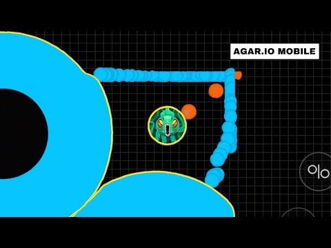 INSANE DUO + BEST MOMENTS! (Agar.io Mobile Gameplay!)