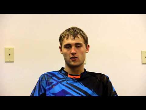 Sam Evans Interview
