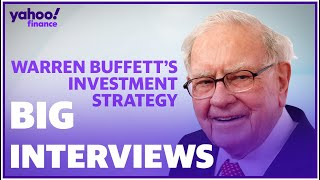 Warren Buffett talks investment strategy and mastering the market