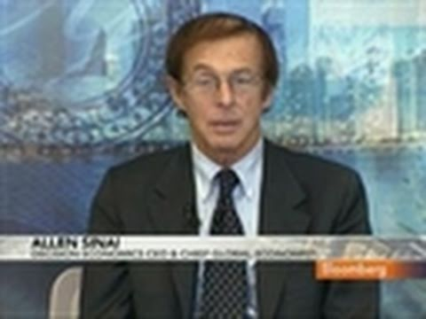 Sinai Sees Fed Expanding Balance Sheet Amid Slow Growth: Video