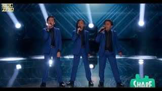 TNT BOYS sing LISTEN @ the WORLD'S BEST