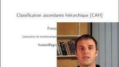 Classification ascendante hiérarchique (cours 1/4) : les données, la problématique