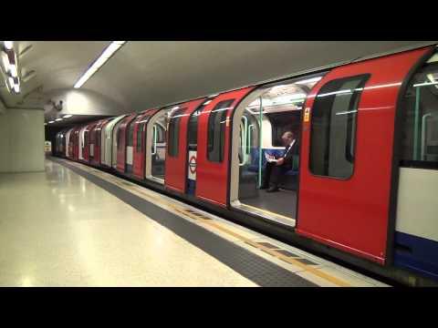 London Underground - The Waterloo City & Line HD