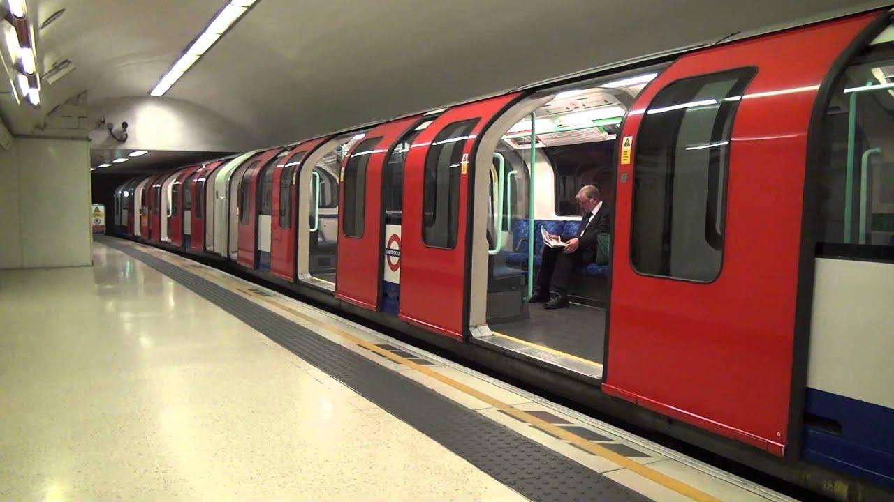 London Underground - The Waterloo City & Line HD - YouTube