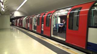 London Underground - The Waterloo City & Line HD