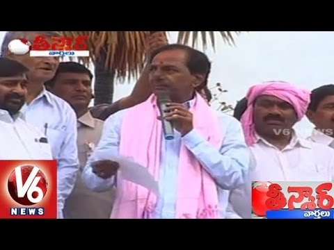 CM KCR satire on AP Irrigation Minister Devineni Uma - Teenmaar News (12-06-2015)