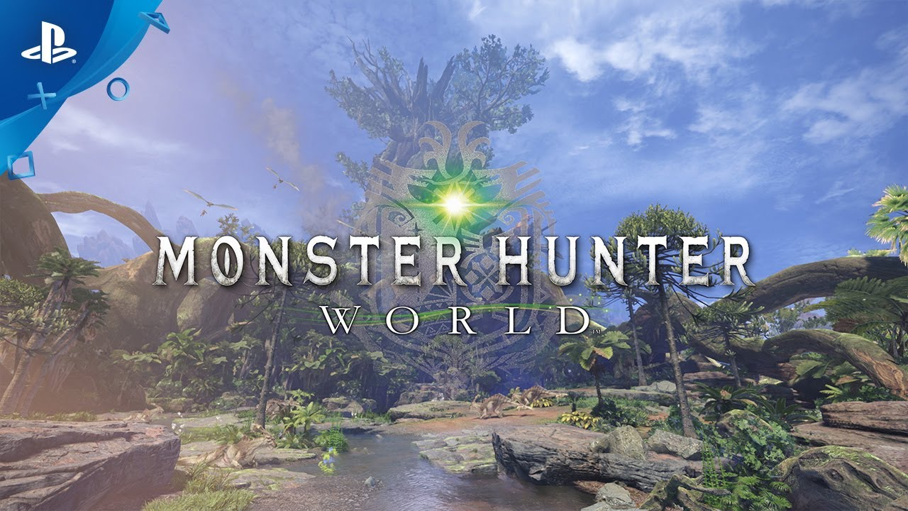 Resultado de imagen para monster hunter world ps4