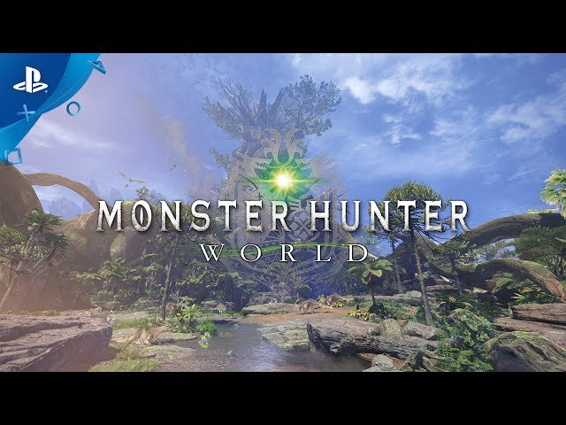 Monster Hunter: World - PS4 Announcement Trailer | E3 2017