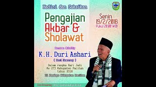 Pengajian Akbar & Sholawat