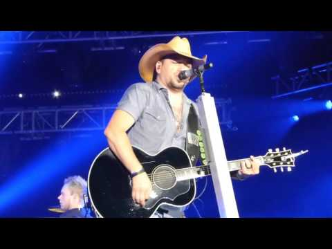 Jason Aldean - When She Says Baby LIVE Corpus Christi 5/14/15