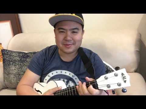 Michael Jackson - Heal the World (Ukulele Cover + Chords in Description)